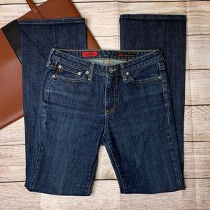 Ag Adriano Goldschmied Jeans - AG Adriano Goldschmied the Elite bark wash bootcut